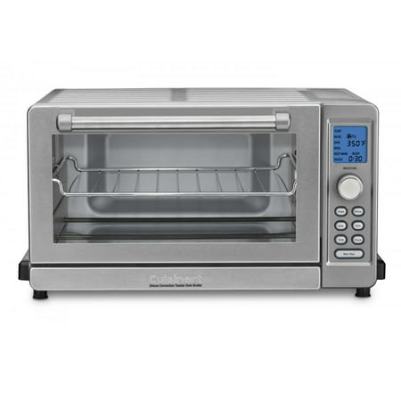 Cuisinart Toaster Oven Broilers Deluxe Convection Toaster Oven Broiler