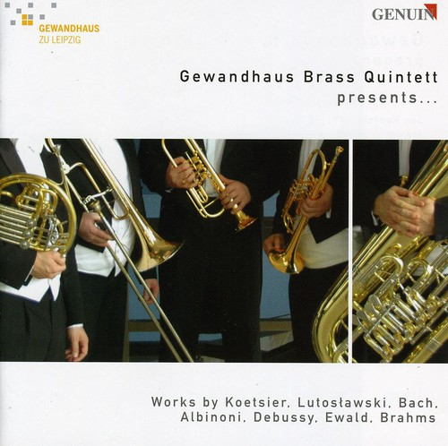 Gewandhaus Brass Quintet Presents