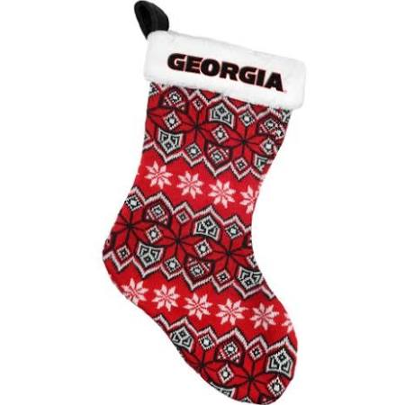Georgia 2015 Knit Stocking