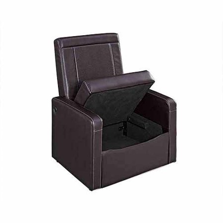 - Video Rocker - Storage Gaming Ottoman, Multiple Colors - Walmart.com