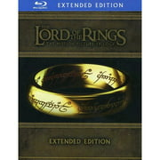 The Lord Of The Rings Trilogy (Blu-ray) (Extended Edition) (Widescreen)