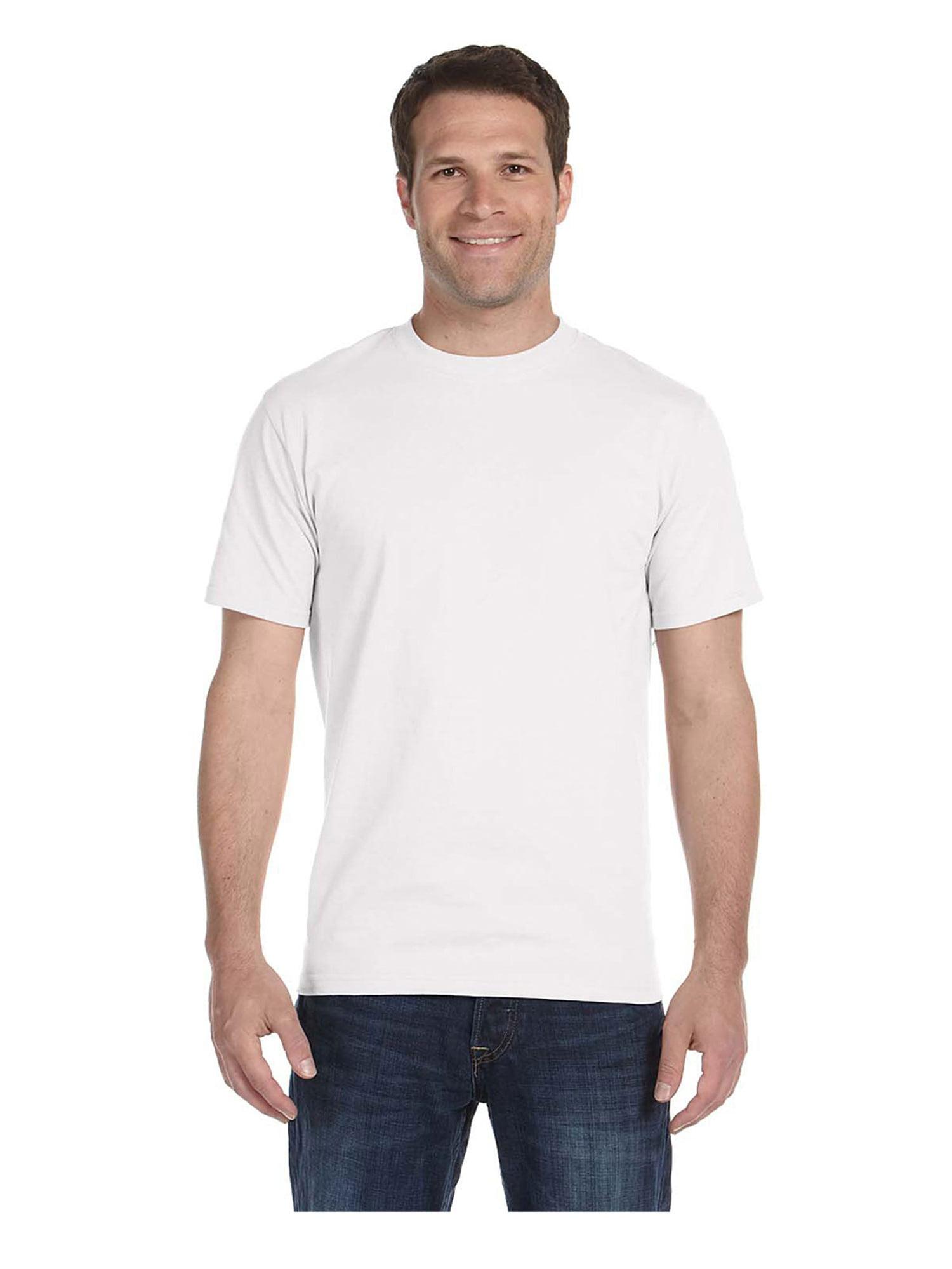 Gildan Men's Dryblend Moisture Wicking 7/8 Inch T-Shirt, Style G8000