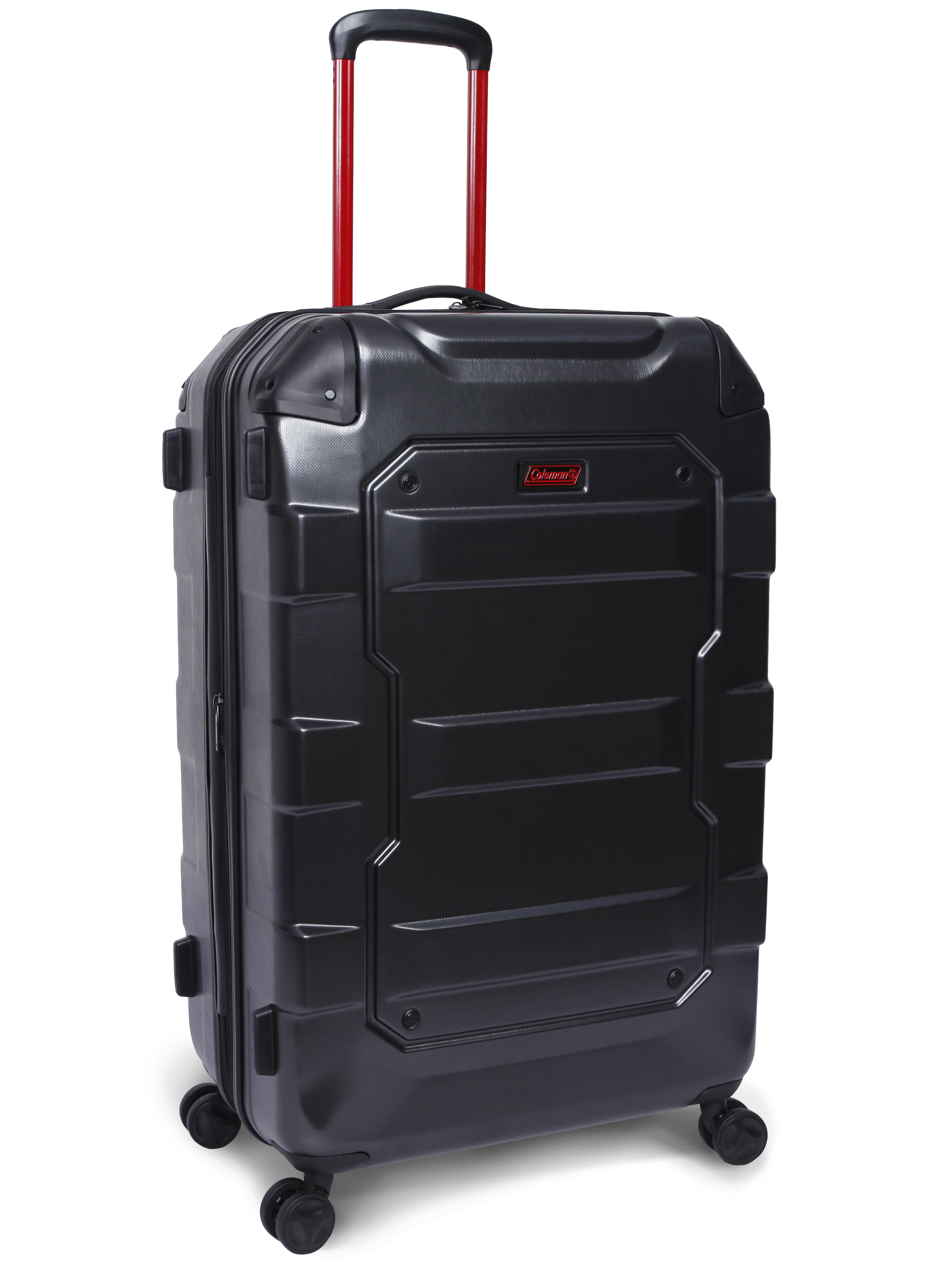 "Coleman Artillery 28"" Hard side Luggage, Charcoal"