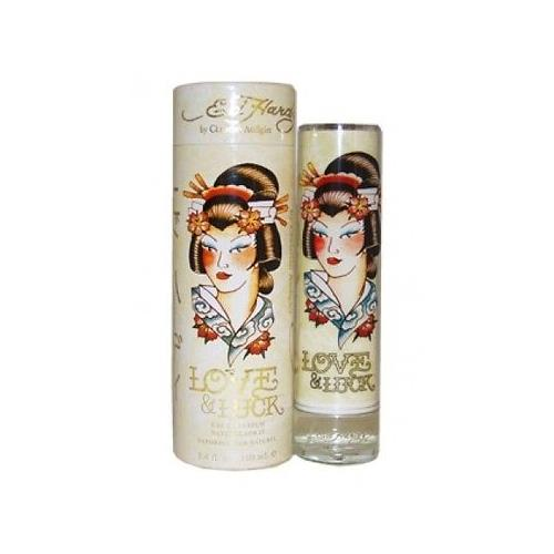 Ed Hardy Love & Luck by Christian Audigier 3.4 oz EDP for women