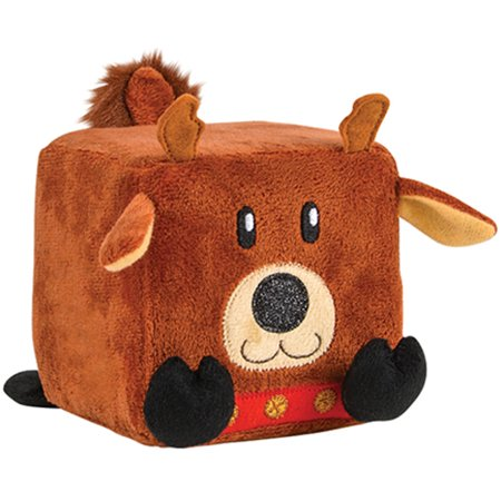 - Reindeer Christmas Winter Season Cube Figure QUBZ Decoration 6