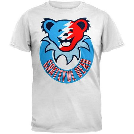 Grateful Dead - Smiley Bear T-Shirt - The Grateful Dead Bears