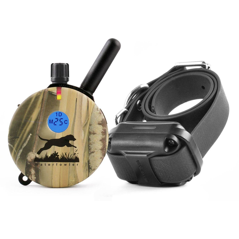 WF-1200 1 Dog E-Collar 1 Mile Waterfowl Hunting Dog Remot...