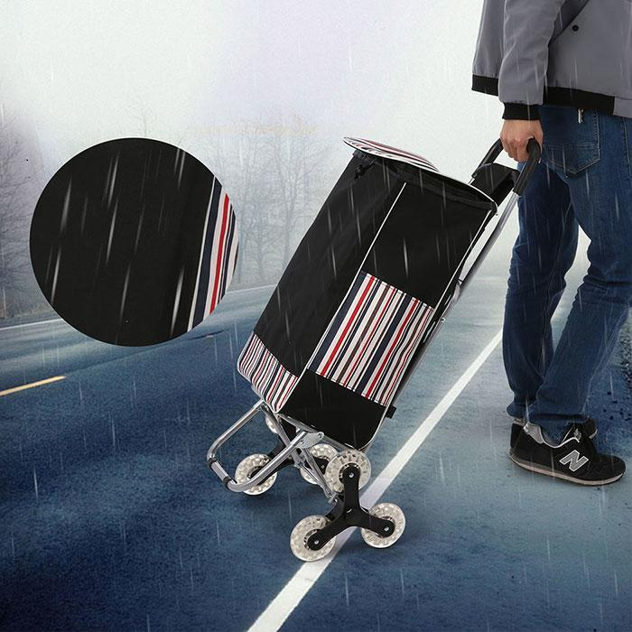 Holiday Clearance Folding Trolley Dolly Shopping Cart