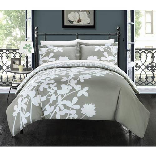 Casa Blanca 7-Piece Bedding Duvet Cover Set