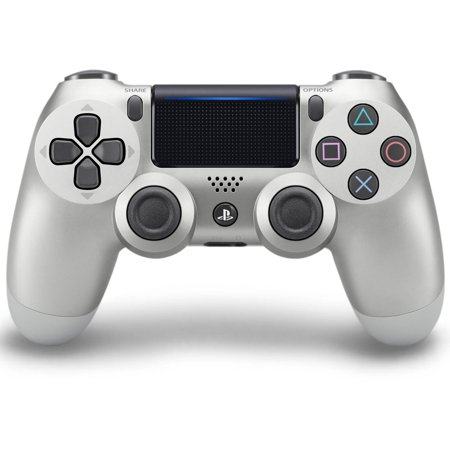 Sony Dualshock 4 Controller For Playstation 4  Silver