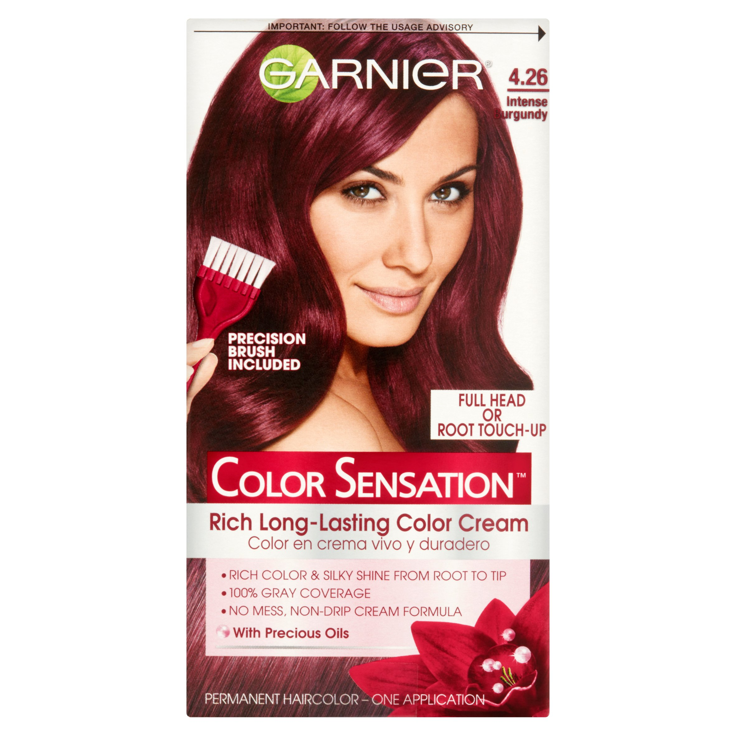 Garnier Color Sensation Permanent Hair Color