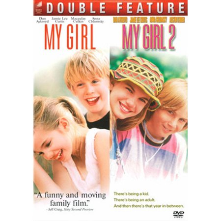 My Girl 1 & 2 (DVD) - Pink Girl Movie