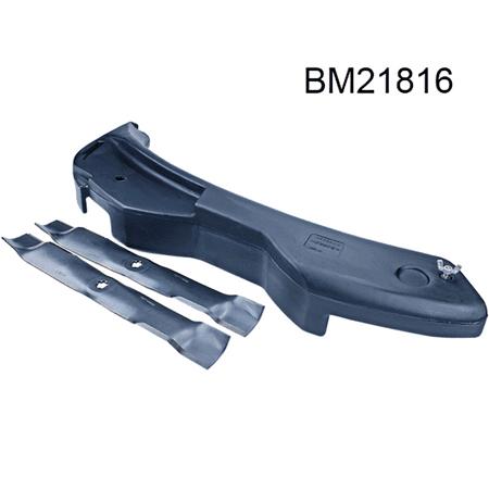 Genuine John Deere BM21816 Lawn Mower Mulching Kit For 42