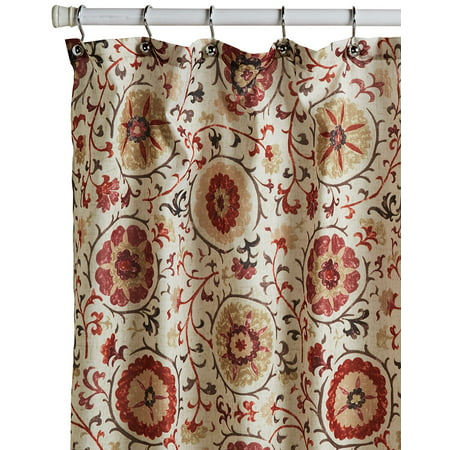 Suzani Shower Curtain