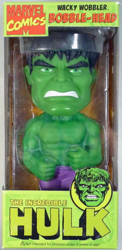 Marvel Comics Retro Hulk String Action Figure