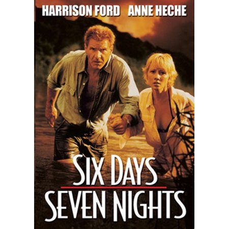 Six Days, Seven Nights (DVD) - Halloween Movie Nights London