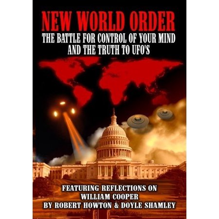 New World Order: Battle For Your Mind & The Truth To UFOs (DVD) ()