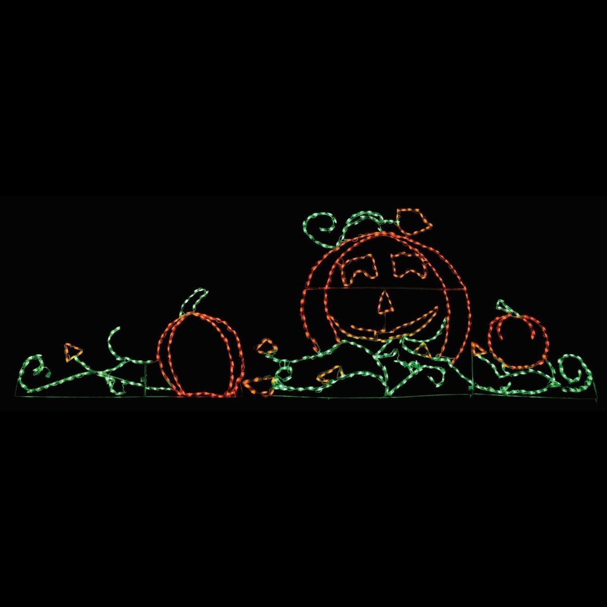 Brite Ideas Pumpkin Patch LED Display