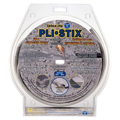 Dalton Enterprises 35100 Pli-Stix Driveway Crack/Joint Filler, Gray, -