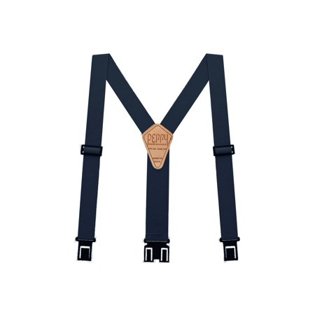 Men's Elastic Hook End Suspenders (Tall Available)