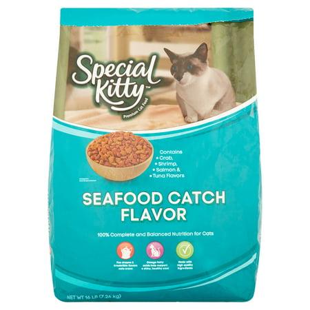 Walmart Special Kitty Cat Food