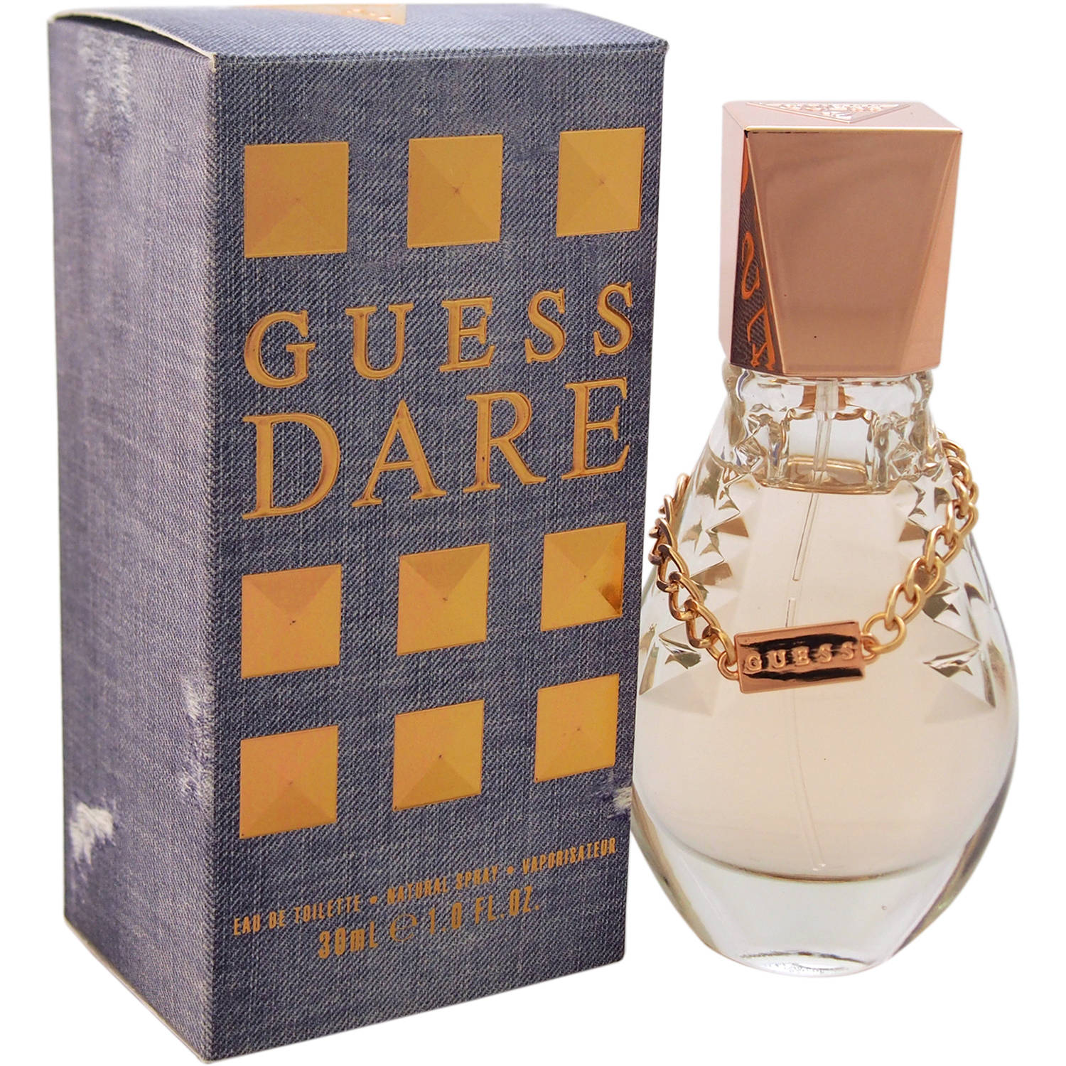 Guess Dare for Women Eau de Toilette Spray, 1 oz