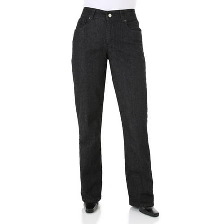6417623e Lee Riders - Women's Relaxed Fit Straight Leg Jeans - Walmart.com