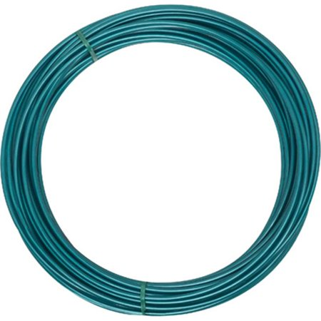 Plastic Coated Wire - N267-039 50 ft. Plastic Coated Clothesline Wire