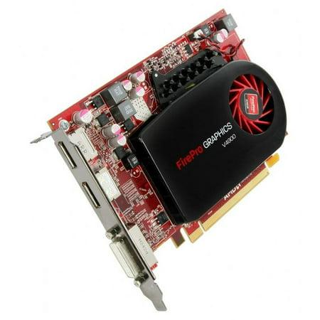 Refurbished AMD FirePro V4900 1GB GDDR5 128-bit PCI Express 2 1 x16 Full  Height Video Card