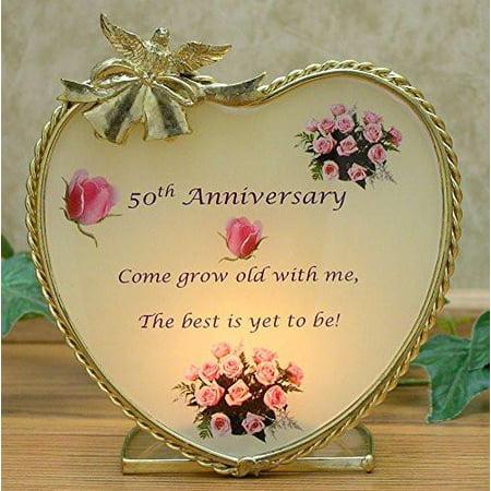 50th wedding anniversary gift. Black Bedroom Furniture Sets. Home Design Ideas