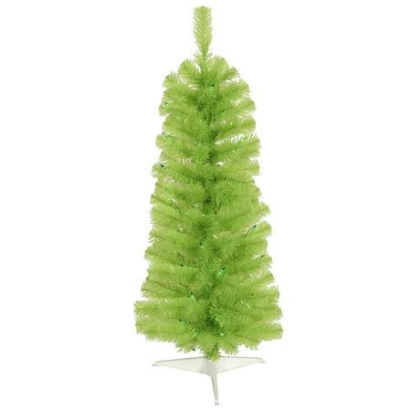 Vickerman Artificial Christmas Tree 2' x 11