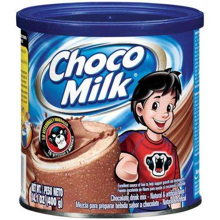 Choco Milk Chocolate Drink Mix, 14.1 oz