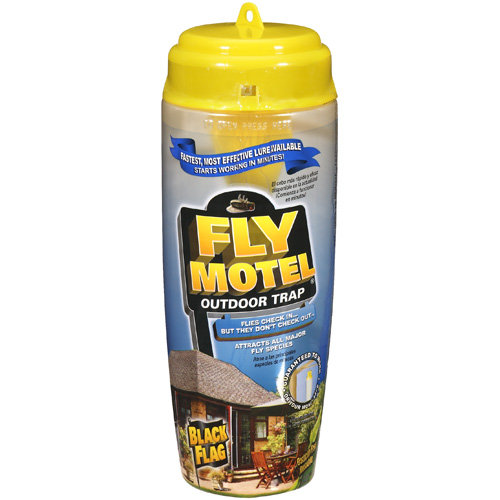 BlackFlag Fly Motel Outdoor Trap 61107  (Set of 4)