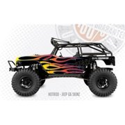 FreqEsKinz Hotrod Wrap Axial G6 Jeep FRQ15011