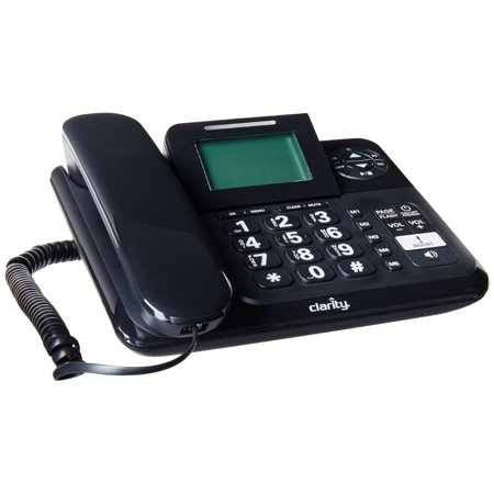 Clarity E814 40DB Amplified Corded Phone 40 Db Amplified Speakerphone
