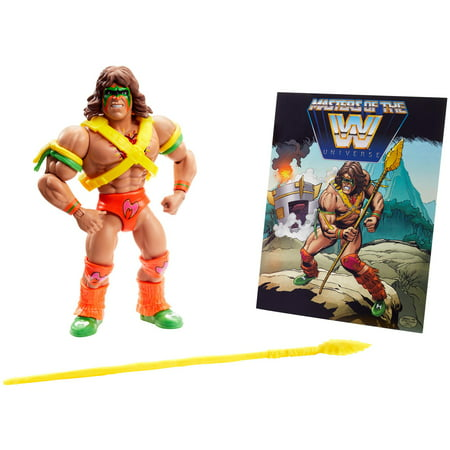 WWE Masters of the WWE Universe Ultimate Warrior Action Figure