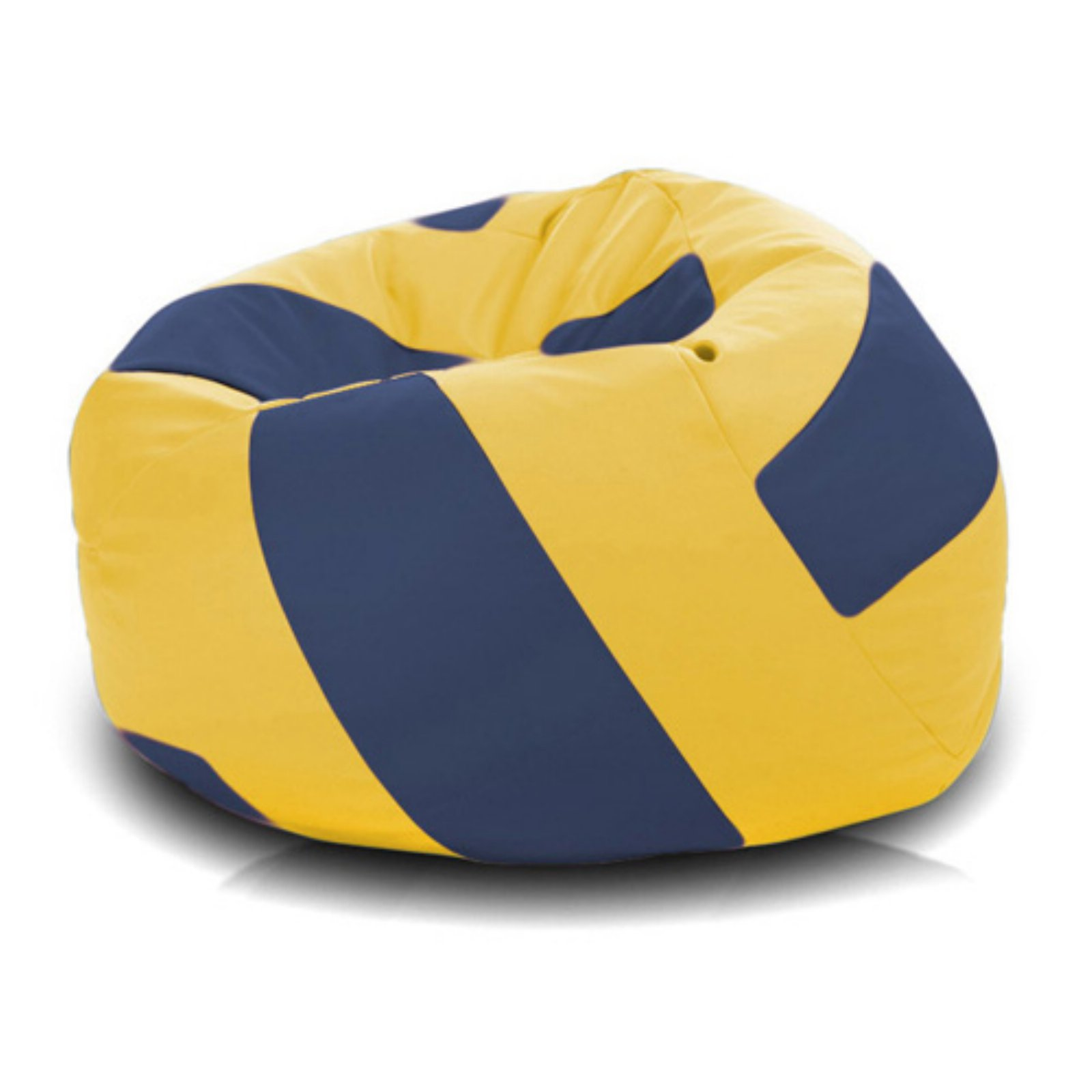 Turbo Beanbags Volleyball Style Large Bean Bag Chair   Walmart.com
