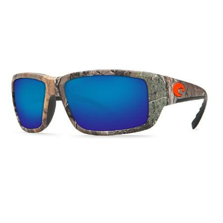 258aadc2ce68c Costa Del Mar - Zane Realtree Xtra Camo Rectangular Sunglasses - Walmart.com