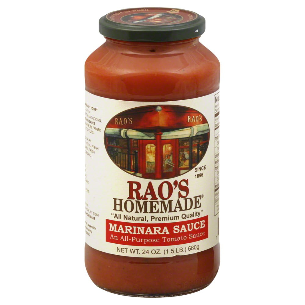 Homemade All Natural Marinara Sauce
