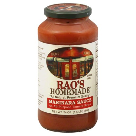 Rao's Homemade All Natural Marinara Sauce, 24 Oz (Crab Cream Sauce)