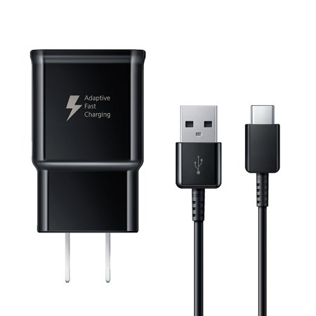 OEM Quick Fast Charger Compatible with Huawei P20 Cell Phones [Wall Charger + 4 FT USB C Cable] - USB 2.0 Fast Charging Kit True Digital Adaptive Fast Charging - Black - image 9 de 9