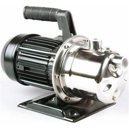 Pentair Water 123343 Portable Utility/Transfer Sprinkler Pump, 1-HP Motor, 10-GPM