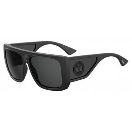 8bd2862f800f Moschino - Moschino MO Mos021 Sunglasses 0003 Matte Black - Walmart.com