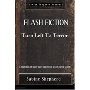 Turn Left to Terror-Flash Fiction - eBook