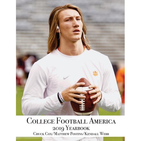 College Football America 2019 Yearbook (Best Running Back In College Football 2019)