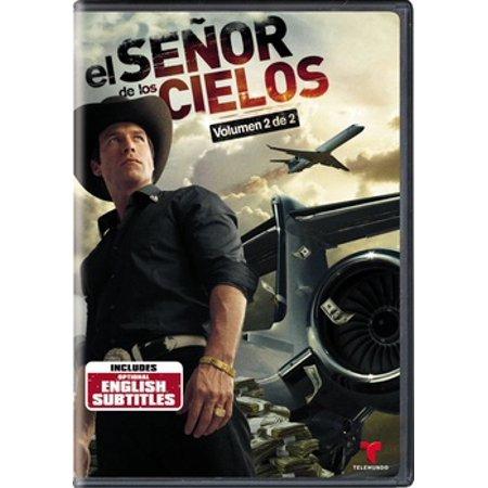 El Senor de los Cielos: Volumen 2 de 2 (DVD) (Cast Of El Senor De Los Cielos)