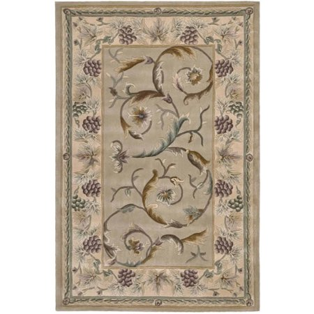 Versailles Olive - Nourison Versailles Palace Collection Area Rug