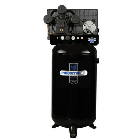 Industrial Air Ila4708065 4 7 Hp 80 Gallon Oil Lubricated Stationary Air Compressor