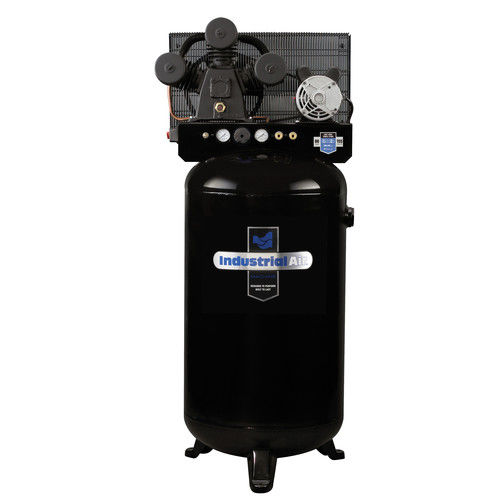 Industrial Air 80 Gal. Stationary Electric Air Compressor