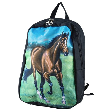 Lila Galloping Bay Backpack (Lila Carrera Sonnenbrillen)